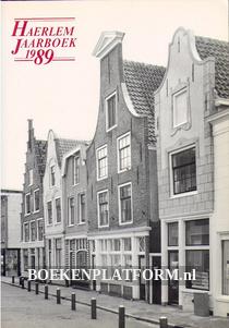 Haerlem Jaarboek 1989