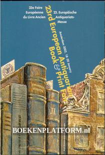 23rd European Antiquarian Book & Print Fair