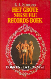 Het grote seksuele record boek