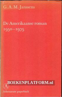 De Amerikaanse roman 1950 - 1975