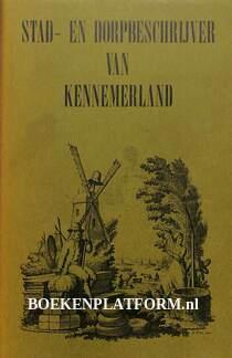 Stad- en Dorpbeschrijver van Kennemerland