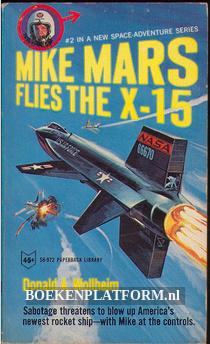 Mike Mars Flies the X015