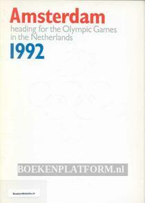 Amsterdam heading for the Olympic Games in the Netherlands 1992