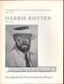 Harrie Kuyten 1883 - 1952