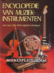 Encyclopedie van muziekinstrumenten