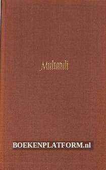 Multatuli volledige werken IV