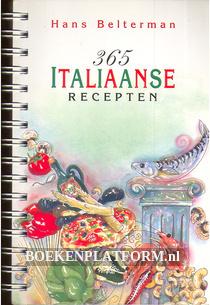 365 Italiaanse recepten
