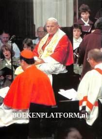 De paus in Nederland 1985