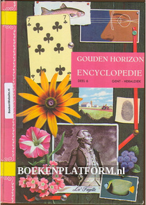 Gouden horizon Encyclopedie 6