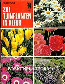201 Tuinplanten in kleur
