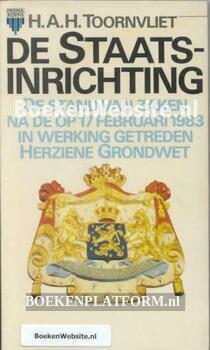 2423 De Staatsinrichting