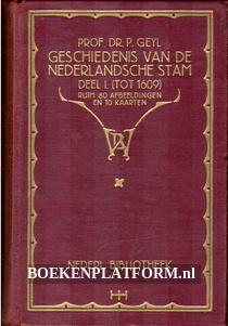 Geschiedenis van de Nederlandsche stam I