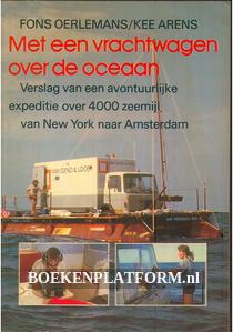 Met een vrachtwagen over de oceaan