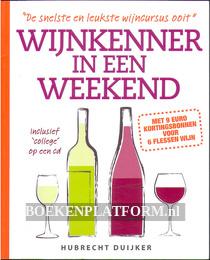 Wijnkenner in een weekend