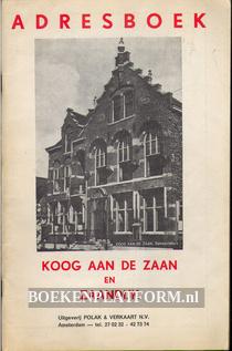 Adresboek Koog aan de Zaan en Zaandijk