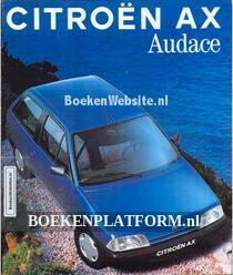 Citroen AX Audace 1993 brochure