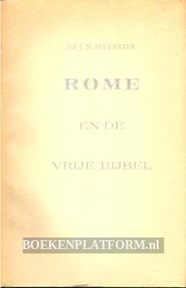 Rome en de vrije bijbel