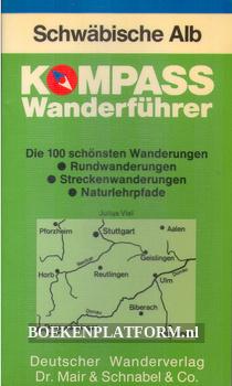 Kompass Wanderführer, Schwäbische Alb