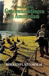 Groenwandelingen in Amsterdam