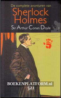 De complete avonturen van Sherlock Holmes 7