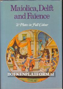 Maiolica, Delft and Faïence