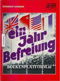 007 Duitsland verdeeld
