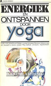 1325 Energiek en ontspannen door yoga