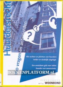 Huurdersrecht, 160 vragen en antwoorden