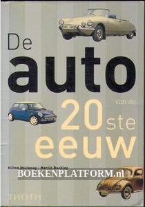 De auto van de 20ste eeuw