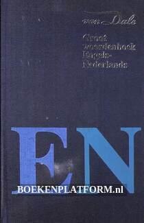 Groot woordenboek Engels-Nederlands