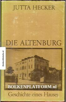 Die Altenburg, Geschichte eines Hauses