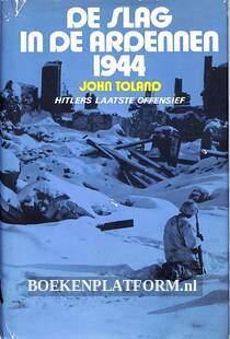 De slag in de Ardennen 1944