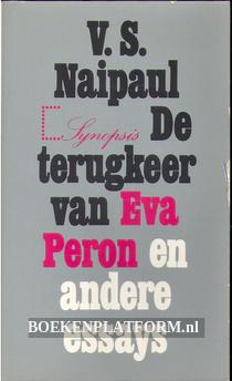 De terugkeer van Eva Peron