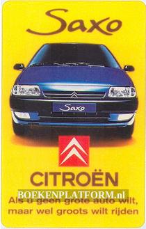 Telefoonkaart Citroen Saxo