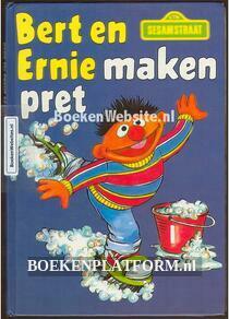 Bert en Ernie maken pret