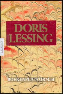 Dorris Lessing cassette met 4 boekjes
