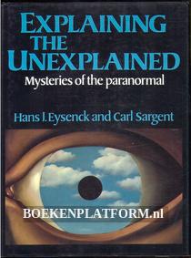 Explaining the Unexplaned