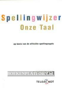 Spellingwijzer Onze Taal 1