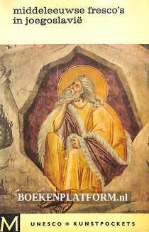 Middeleeuwse fresco's in Joegoslavië