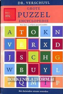 Verschuyls grote puzzel encyclopedie deel 1 en 2