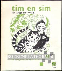 Tim en Sim, Sim krijgt een vriend