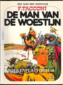 Een man een avontuur, De man van de Woestijn