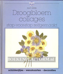 Droogbloemcollages