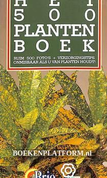 Het 500 plantenboek