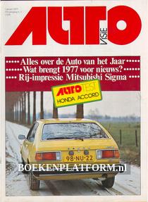 Autovisie 1977 Complete jaargang