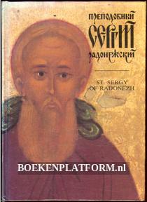 St. Sergy of Radonezh