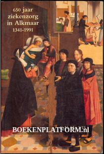 650 jaar ziekenzorg in Alkmaar