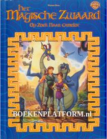 Het Magische Zwaard op zoek naar Camelot
