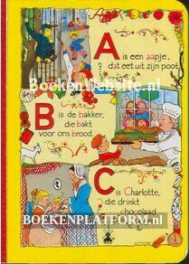 Alfabet boekje A-Z