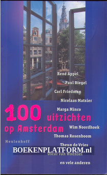 100 uitzichten op Amsterdam